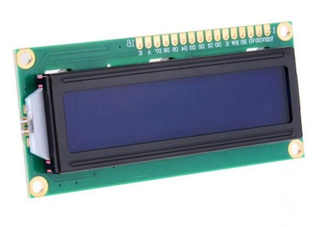 Display 16×2 – LCD-016M002B