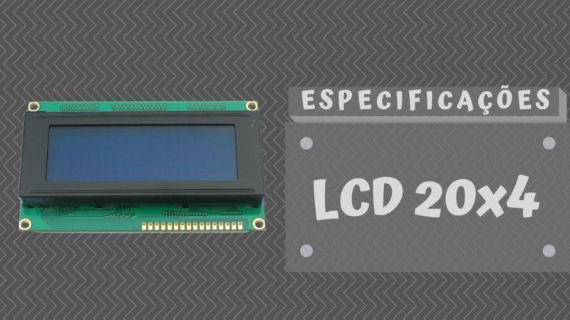 Display LCD 20×4 – 2004