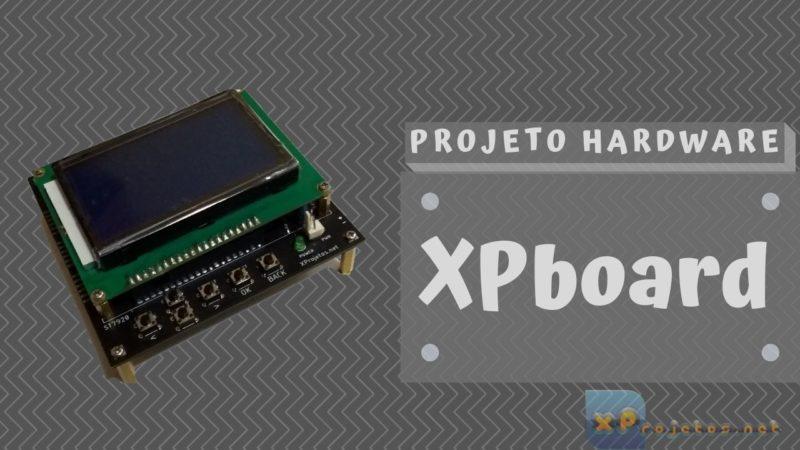XPboard placa para o XPsys